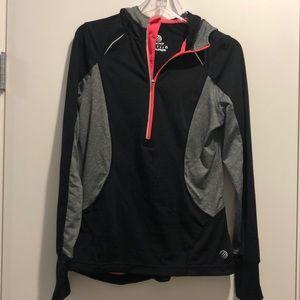 Athletic quarter zip